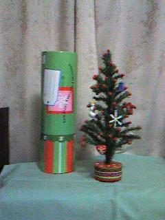 クリスマスのツリー槪